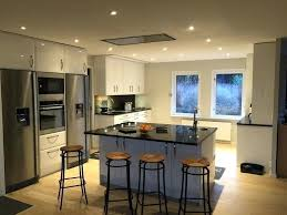 recessed led lights for kitchen down recessed led lighting spacing kitchen