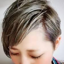 流行りのアシメ前髪の切り方上手におしゃれセルフカットするコツは