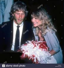 Peter Horton Michelle Pfeiffer 1982 Photo By Adam Scull/PHOTOlink.net Stock  Photo - Alamy