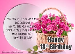 18th Birthday Quotes New 48th Birthday Wishes Messages And Greetings 48greetings