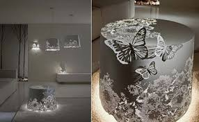 Lamp Decoration Design Beautiful And Elegant Lamp With Butterflies Decoration Central 1