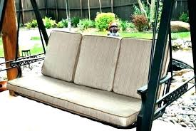outdoor glider replacement cushions outdoor glider outdoor glider