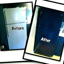 stainless steel paint for fridge painting refrigerator