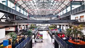 Office building design ideas amazing manufactory Exterior New Lab Was An Abandoned Warehouse In Brooklyn39s Navy Yard Before Being The Industrial Renovation The Architectural Trend Sweeping The