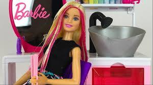 Barbie Hair Extensions Design Website Pin On Barbie Doll Hair Style Salon Play Baby Dolls Hair