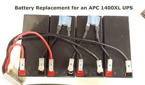 how to replace batteries on an apc xl rack mount ups how to replace batteries on an apc 1400xl rack mount ups wiring diagram