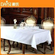 90 inch round plastic tablecloths polyester wedding