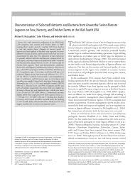 (PDF) Characterization of Selected <b>Nutrients</b> and Bacteria from ...