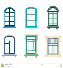 house windows frame design. Plain Frame Download Set Of Isolated House Window Frames Stock Vector  Illustration Of  Plastic Frame Throughout Windows Frame Design I