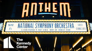 Seating Chart Anthem Dc See The National Symphony Orchestra At The Anthem In Dc