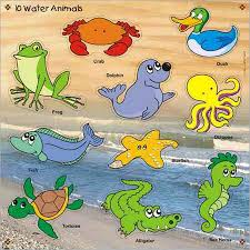 Free Water Animals Download Free Clip Art Free Clip Art On