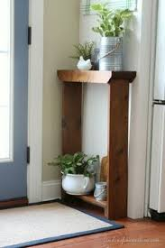 decorate narrow entryway hallway entrance. RYOBI NATION - Quick And Easy Console Table. Narrow TableSmall Entry Decorate Entryway Hallway Entrance