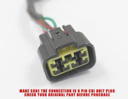 8 pin cdi unit plug kick start wiring wire harness loom for lifan 8 pin cdi unit plug kick start wiring wire harness loom for lifan 150cc zs155cc