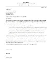 best cover letter the best cover letter templates for 2019 for your success