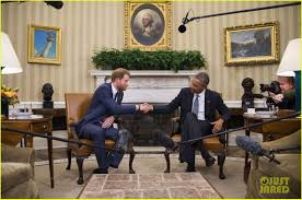 oval office picture. Prince Harry Meets With President Obama In The Oval Office Picture