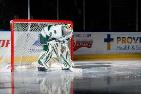 Everett Silvertips Goalie Dustin Wolf Steps Into the Spotlight - NHL to  SEATTLE