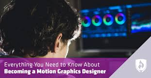 Entry Level Graphic Design Jobs Minnesota Everything You Need To Know About Becoming A Motion Graphics