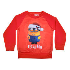 Childrens Christmas Jumper Xmas Sweatshirt Boys Girls Frozen ...
