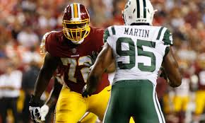 Redskins Unofficial Depth Chart Release Features Geron