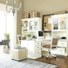two desk office. Dual Desk Home Office Furniture Return Group Designs Two  Interior