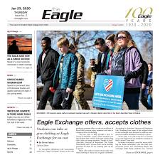 The Eagle E-edition, Jan. 23 by The Eagle - issuu