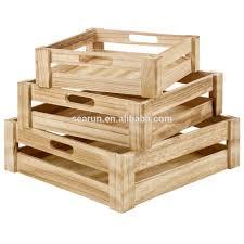 stacking wooden slatted storage crate wood vintage market display wooden storage crates hobby lobby wooden storage crates ikea