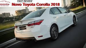 Novo Toyota Corolla 2018 -