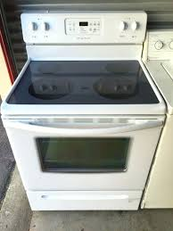 frigidaire stove front glass glass top stove for in tn frigidaire stove glass door replacement frigidaire frigidaire stove front glass