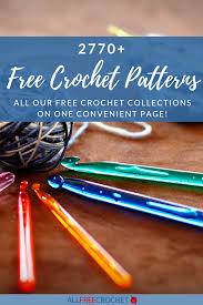 All Free Crochet Patterns Cool Ideas