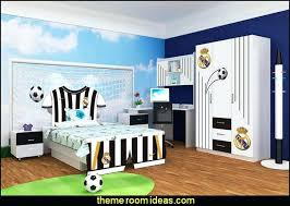 Soccer Room Decor 17331 With Bedroom Plans 7