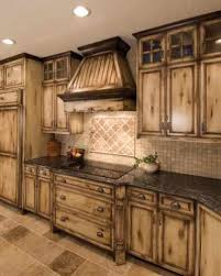 Delightful More Images For Craig Sowers Fascinating Old World Kitchen Cabinets