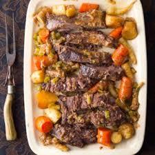 polish venison pot roast recipe crock