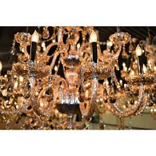 provence collection 21 light chrome finish and golden teak crystal chandelier 38 d x 54 h three