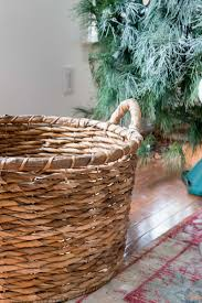 do you love the tree in a basket idea i show you how to