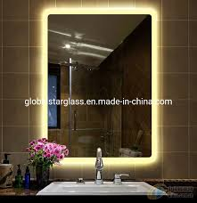 china led mirror bathroom mirror