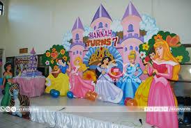 Princess Balloon Decoration Aicaevents India Princess Themed Birthday Party