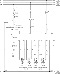 daewoo kalos abs wiring diagram daewoo discover your wiring electrical wiring diagram 2005 kalos 24 anti lock brake system abs