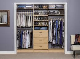 custom wall closets bedroom