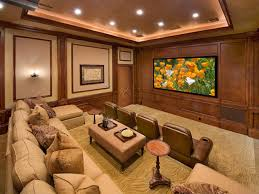 Home Remodeling Ideas For Basements Home Theaters More HGTV