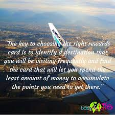 Choosing The Best Travel Rewards Credit Card Baby And Life