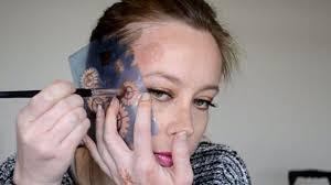 steunk makeup tutorial 2 stencils jpg 569 320