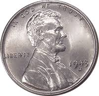 1943 D Steel Wheat Penny Value Cointrackers