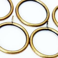 brass curtain rings expand