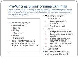 written essay pre written essay