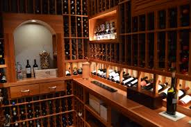 Wine cellar lighting Million Dollar Wine Guide For Construction Experts Building Custom Wine Cellar Gallery Including Room Lighting Pictures San Francisco Kalvezcom Guide For Construction Experts Building Custom Wine Cellar Gallery