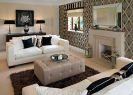 Wallpaper Living Room Feature Wall Wallpaper As Living Room Feature Wall Living Room Focal Point