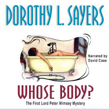 whose audiobook by dorothy l sayers