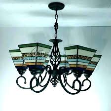 spanish style chandelier mission