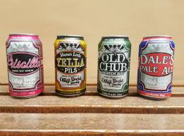Image result for canned craft beer