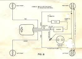 wiring diagram signals turn signal installation electrical 6 volt vcca chat 7 wire 1965 mustang wiring diagrams average joe restoration
